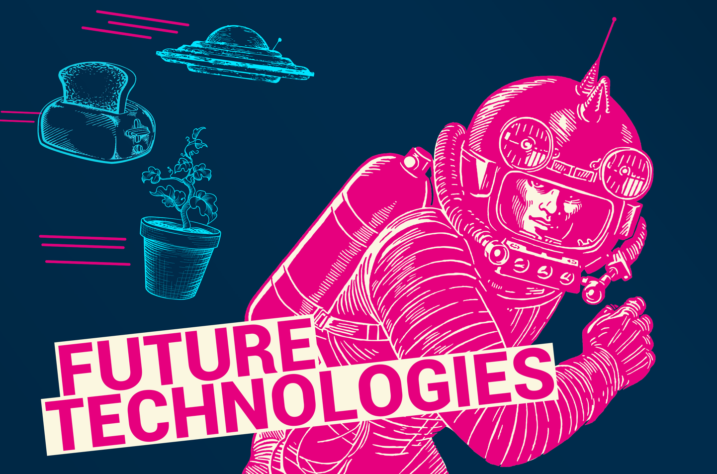 "Short Talks ""Future Technologies"""