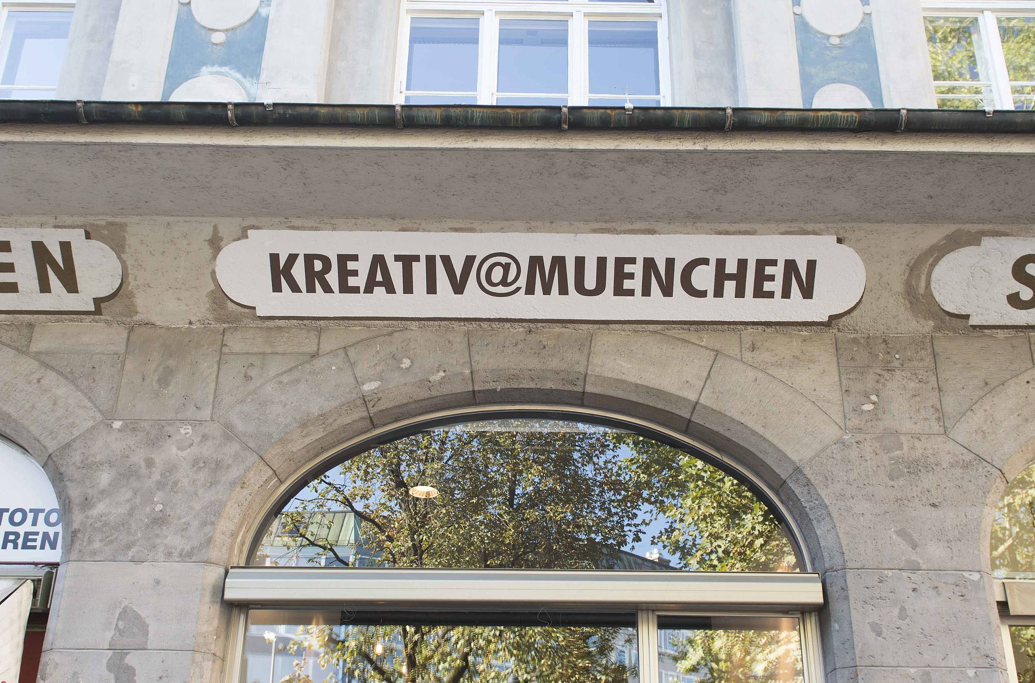 #kreativmuenchen: urban and rural areas and everything in between