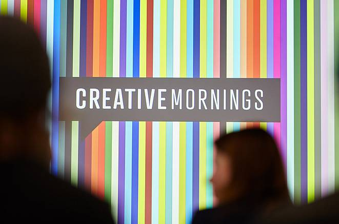 CreativeMornings Munich #WATER