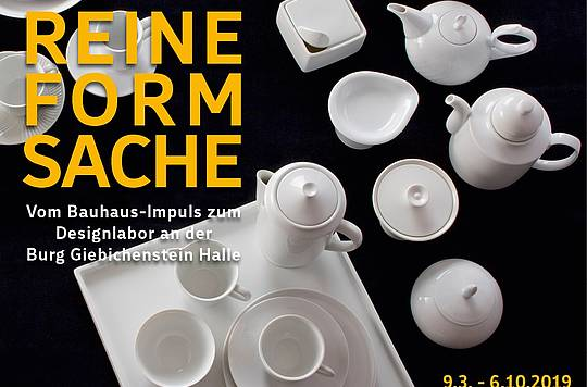 A MATTER OF FORM – from Bauhaus impulse to design lab