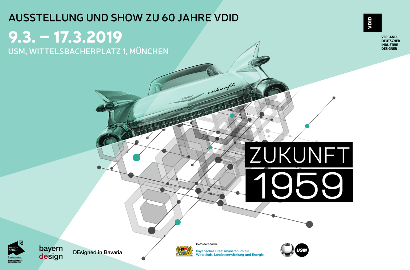 Designed In Bavaria Future 1959 Dematerialization Of The Product