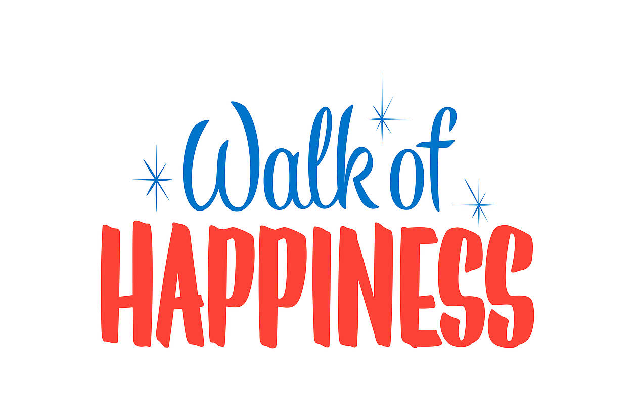 Walk of Happiness – MCBW Edition