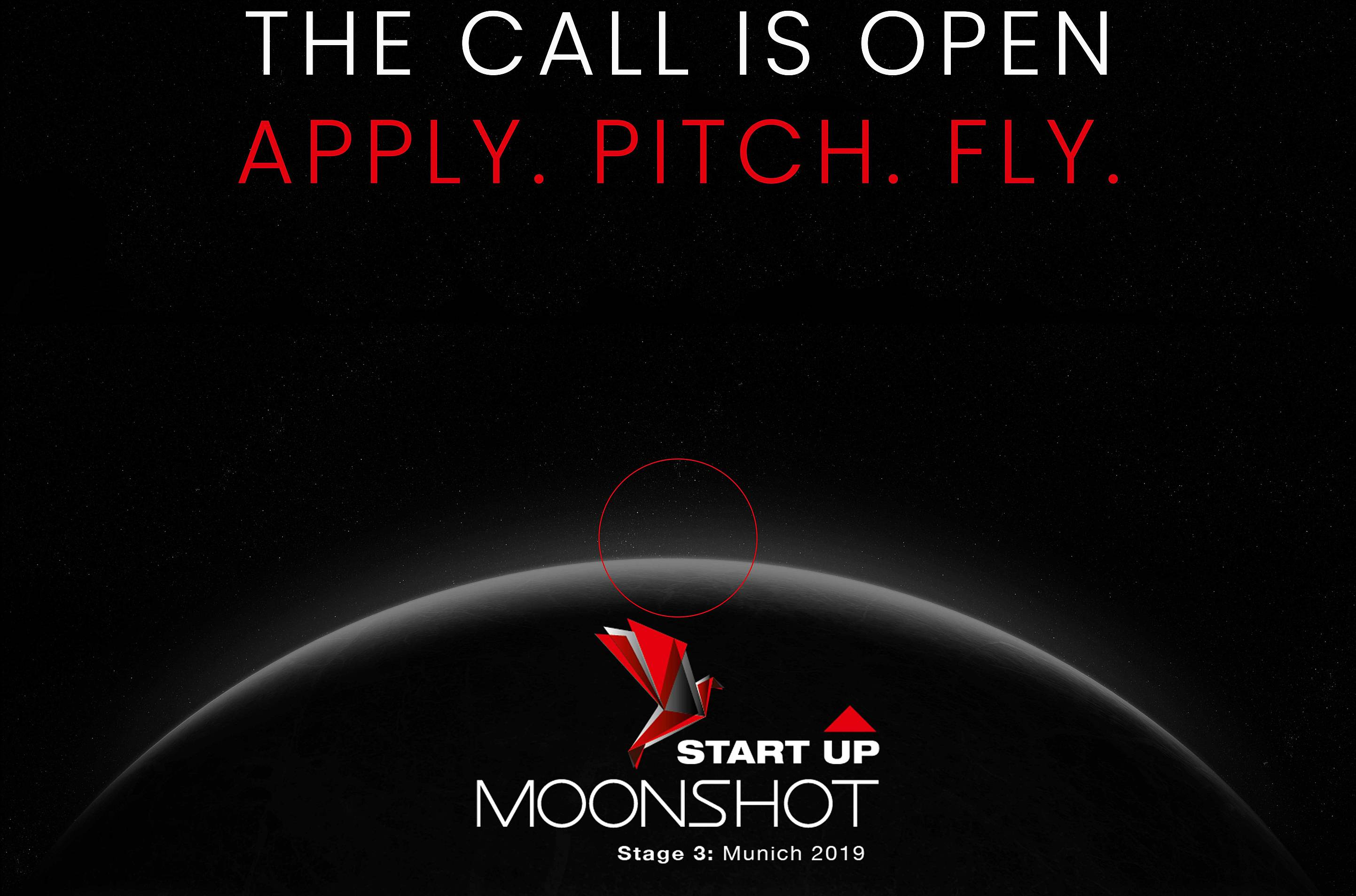 Start Up MOONSHOT